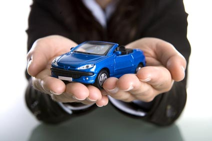 car with insurance coverage