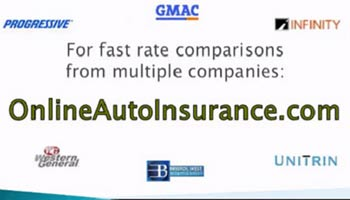 Begin comparing auto insurance quotes from top companies